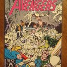 The Avengers Annual #20 comic book - Marvel Comics