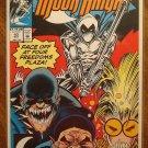 Marc Spector: Moon Knight #43 (1980's/90's series) comic book - Marvel Comics