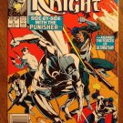 Marc Spector: Moon Knight #9 (1980's/90's series) comic book - Marvel Comics