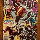 Marc Spector: Moon Knight #8 (1980's/90's series) comic book - Marvel Comics