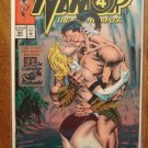 Namor the Sub-Mariner #50 Deluxe Holo-foil cover comic book - Marvel comics