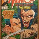 Namor the Sub-Mariner #24 (w/ Wolverine!) comic book - Marvel comics