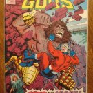 New Gods #23 comic book - DC comics