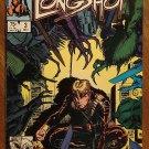 Longshot #3 (mini-series) comic book - Marvel comics, VG/F condition