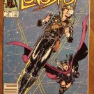 Longshot #2 (mini-series) comic book - Marvel comics, VG condition