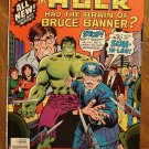 What If? comic book #2 (1977) The Hulk had the brain of Bruce Banner or Carrot Top? Fine condition