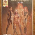 Angels of Destruction #1 comic book - DC comics
