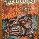 Apokolips: Dark Uprising #1 comic book - DC comics