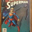 Adventures of Superman Annual #8 comic book - DC Comics