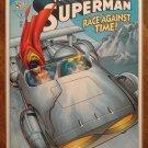 Adventures of Superman #542 comic book - DC Comics