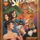 Adventures of Superman #535 comic book - DC Comics
