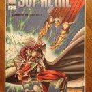 Supreme #8 comic book - Image comics