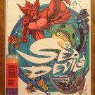 Tangent comics - Sea Devils #1 comic book - DC Comics