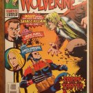 Flashback - Wolverine #1 comic book - Marvel comics