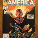 Captain America #356 comic book - Marvel Comics