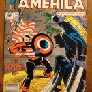 Captain America #344 comic book - Marvel Comics