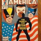 Captain America #336 comic book - Marvel Comics