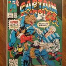 Captain America #407 comic book - Marvel Comics