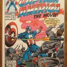 Captain America: The Movie Special #1 comic book - Marvel Comics