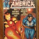 Captain America: Sentinel of Liberty #5 comic book - Marvel Comics