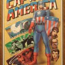 Adventures of Captain America #1 deluxe format comic book - Marvel Comics