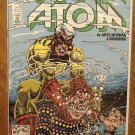 Captain Atom #34 comic book - DC Comics