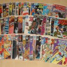 Captain Atom comic book lot - 41 issues, #'s 7 - 54, all NM, DC Comics