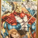Brigade Sourcebook #1 comic book - Image Comics