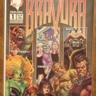 Bravura Preview Book 1995 #1 comic book - Malibu Comics