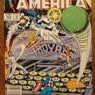Captain America #314 comic book - Marvel Comics