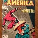 Captain America #291 comic book - Marvel Comics