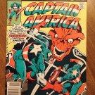 Captain America #263 comic book - Marvel Comics