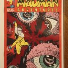 Madman mini comic book - Hero Magazine & KItchen Sink Comics (comix)