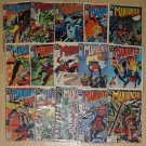 Manhunter #'s 1, 2, 4, 5, 6, 7, 8, 9, 10, 11, 12, 13, 14, 15, 16 comic book (1980's series) DC