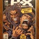 The Man Called AX (A-X) #4 comic book - DC Comics