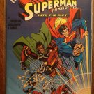 Superman: Man of Steel #36 comic book - DC Comics