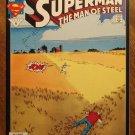 Superman: Man of Steel #21 comic book - DC Comics