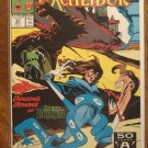 Excalibur #37 comic book - Marvel Comics