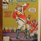 Excalibur #17 comic book - Marvel Comics