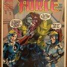 Fantastic Force #13 comic book - Marvel Comics