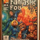 Fantastic Four (4) #1 (1998) Heroes Reborn comic book - Marvel Comics