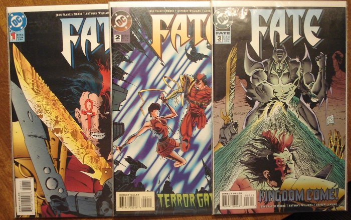 Lot of 12 FATE MAGAZINES 1994 / 1995 True Reports of the Strange and Unknown