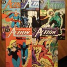 Action Comics Weekly #'s 606, 607, 608, 609, 610 comic book - DC Comics - Superman