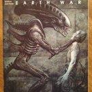Aliens: Earth war #2 comic book - Dark Horse Comics