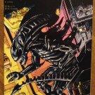 Aliens #6 comic book - Dark Horse Comics