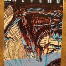 Aliens #4 comic book - Dark Horse Comics