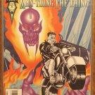 Marvel Comics Presents #164 comic book, Vengeance, Tigra, The Thing, Man-Thing