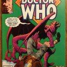 Marvel Premiere #58 (1981) comic book, Marvel comics, Doctor (Dr.) Who