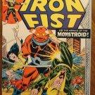 Marvel Premiere #24 (B) (1975) comic book, Marvel comics, Iron Fist (ironfist), F/VF