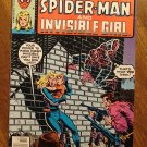Marvel Team-Up #88 Spider-Man & The Invisible Girl / Woman comic book - Marvel comics